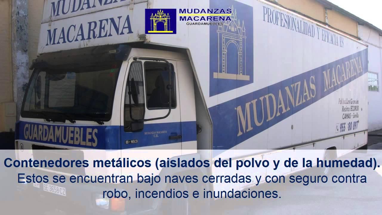 Empresas Mudanzas Sevilla. Mudanzas Y Virgen De Los Reyes With ...
