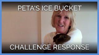 PETA President's ALS 'Ice Bucket Challenge' Response