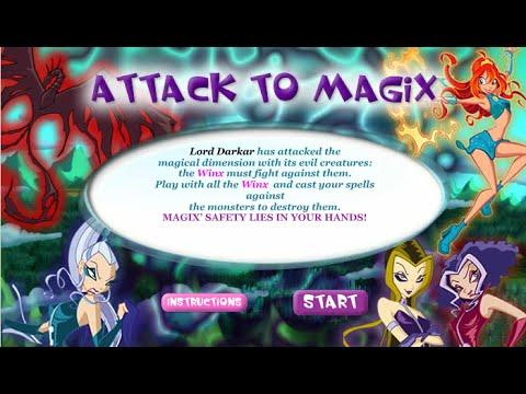 Attack to Magix