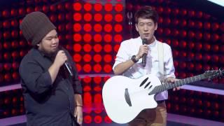 The Voice Thailand - อุณ - อาร์ม - ถ้าปล่อยให้เธอเดินผ่าน - 21 Sep 2014