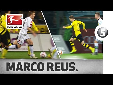 Marco Reus - Top 5 Goals vs. the Borussias