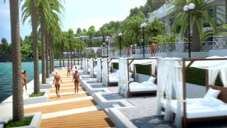 "Soho Resort -""Golden Coast"" of  Montenegro"