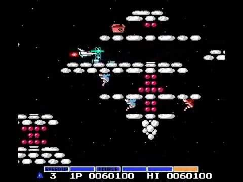 Gradius: Arukimendesu Hen (グラディウス・アルキメンデス編) Famicom Complete Playthrough - NintendoComplete