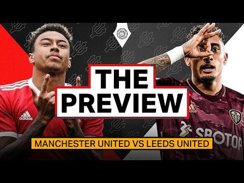 Jadon Sancho Set For Manchester United Debut?   Man United v Leeds   Preview!
