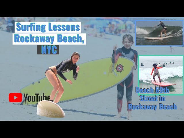 Surfing Lessons Rockaway Beach