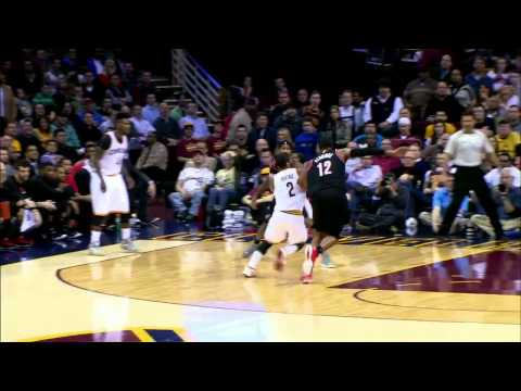 Inside Stuff: Kyrie Irving | March 7, 2015 | NBA 2014-15 Season