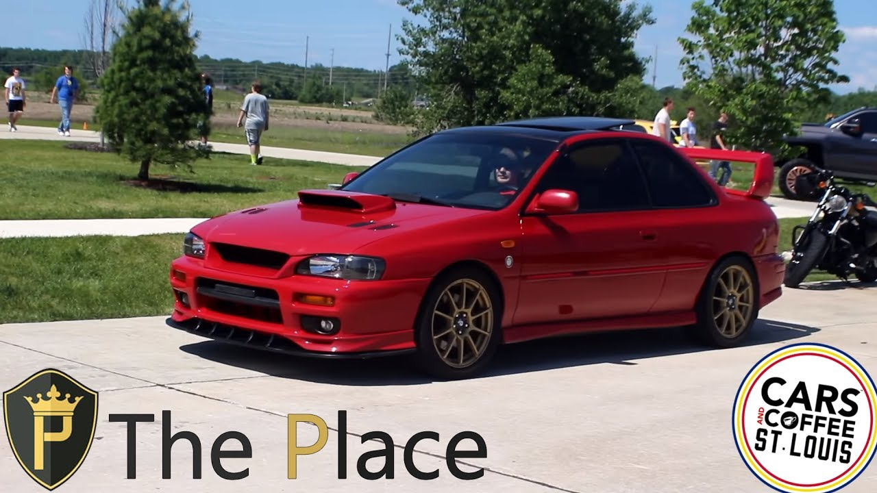 The Place - Cars an Coffee STL - YouTube