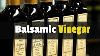 BALSAMIC VINEGAR - 12 Health Benefits of Balsamic Vinegar