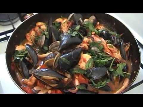 Zuppetta Di Pesce Senza Spine Youtube