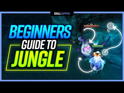 HOW TO JUNGLE The COMPLETE Beginners Jungle Guide! League of Legends