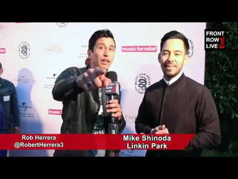 Mike Shinoda on Singing in New Linkin Park Album & ONE OK ROCK Collab w/ @RobertHerrera3