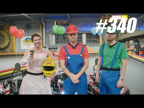 #340: Mario Kart Airsoft [OPDRACHT]