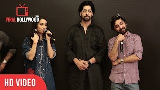 Shraddha Kapoor On Working With Brother Siddhanth Kapoor