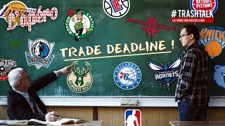 Trade Deadline 2019 : on fait le bilan !