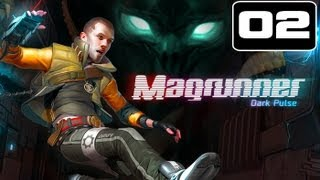 Magrunner Dark Pulse - Part 2 No Commentary PC 720p