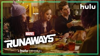 Thanksgiving with Marvel