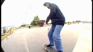 Newsoul Skateboards: Erik Nylander Stapelbäddsparken