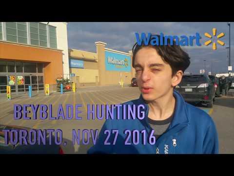 Beyblade Burst Hasbro Hunting WALMART + COSTCO - TORONTO, ONT NOV 27th +  Giveaway