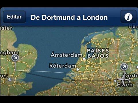 Fly to UK London STN from Dortmund