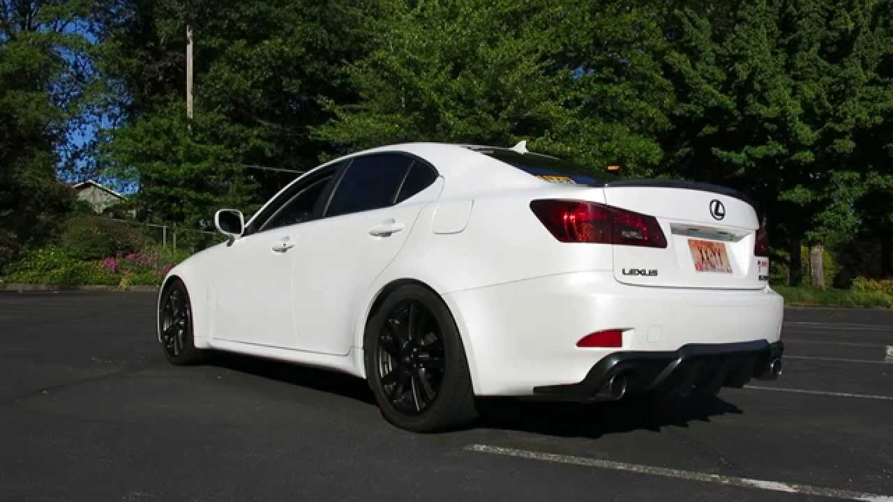 2008 lexus is250 injen air intake and invidia midpipe and exhausts youtube. Black Bedroom Furniture Sets. Home Design Ideas