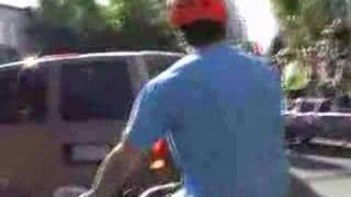 Critical mass seattle police assault