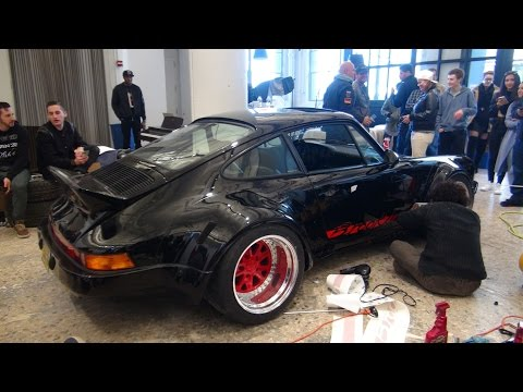 Itswhitenoise RWB Brooklyn build by Nakai-san !