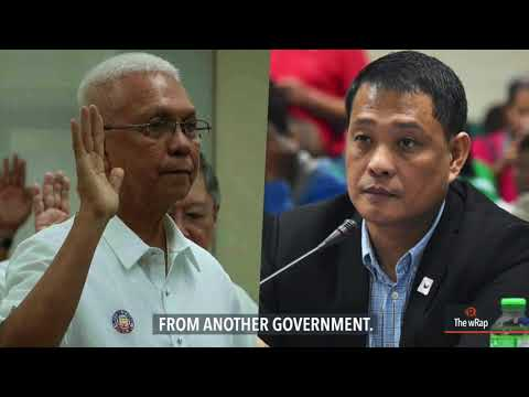 Duterte stripped Evasco of powers for being 'too short-sighted'