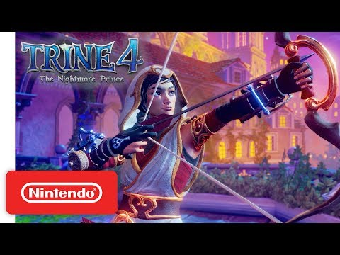 Trine 4: The Nightmare Prince (Switch) Review – The Struggle to Come Together