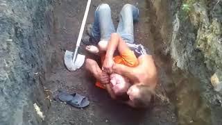 Конор против Хабиба))) Пьяные, Алкаши, Жесть!!!Копают могилу...