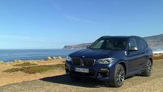 BMW X3 M40i Exterior Design.
