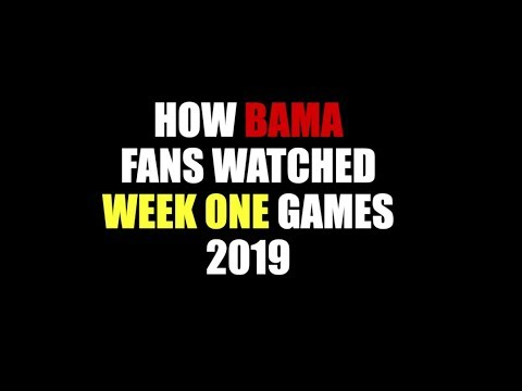 how-bama-fans-watched-week-one-games-2019