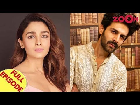 Alia Bhatt finally OPENS UP on Brahmastra delay | Kartik Aaryan NOT working with SLB and more Mp3