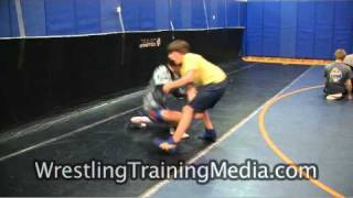 Wrestling Moves | Arm Drag Double Leg Takedown