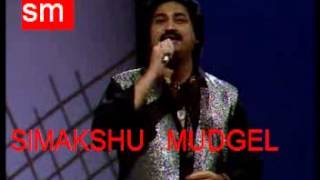 kumar sanu non filmi song-lyrics yogesh.mpg