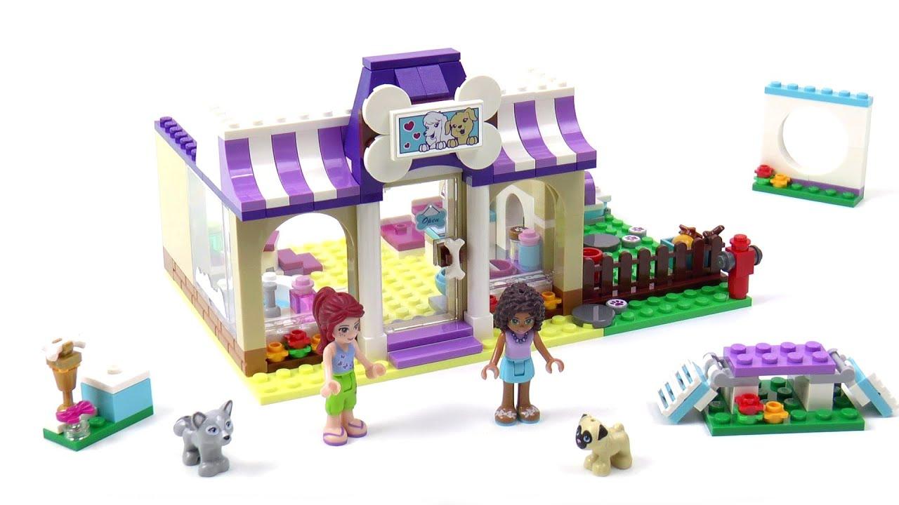 Lego Friends Dog Parlour