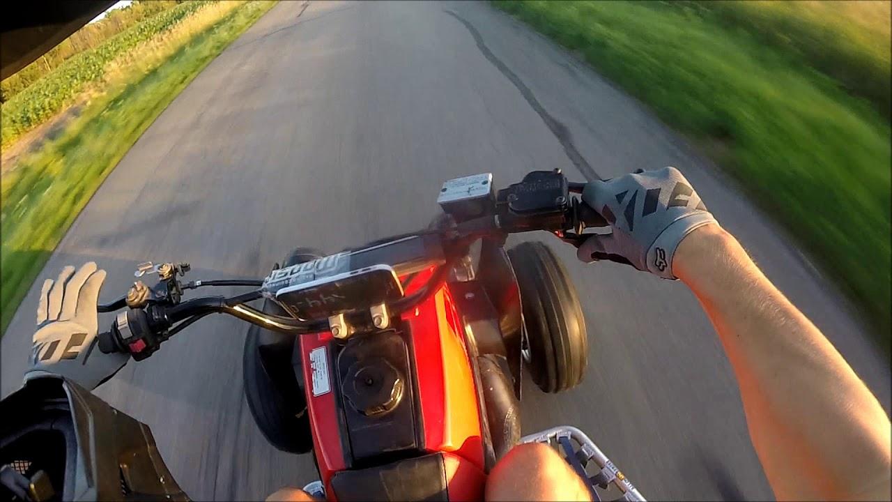 yamaha banshee 350cc top speed test youtube yamaha banshee 350cc top speed test