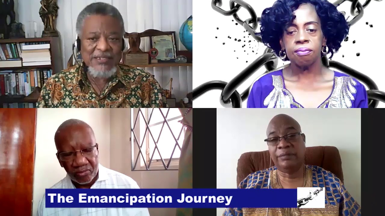 The Emancipation Journey August 1st 2020
