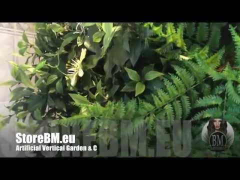 Quadri e Pareti Vegetali in ARTIFICIALE