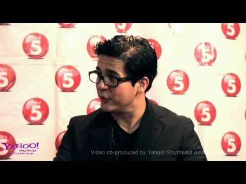 Yahoo! OMG! Philippines Exclusive Interview with Aga Muhlach