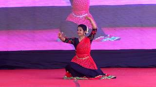 Unnai Kaanadhu Naan Viswaroopam Dance Performance By Ajila Nair