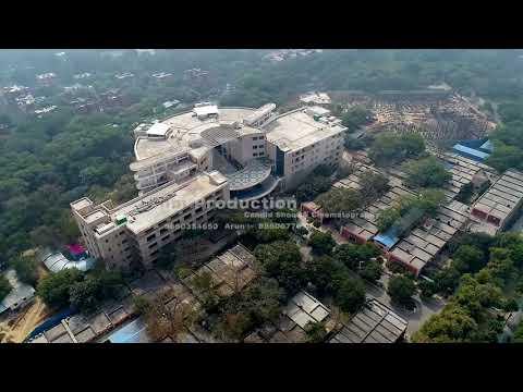 IIT, Delhi Drone Shots