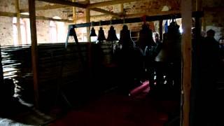 Колокольный звон. Храм в село Карпово 2012