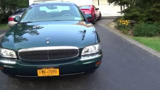 1999 Buick Park Avenue Walk Around Part 1
