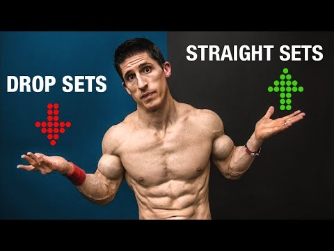How to Perform SETS for Most Muscle Growth!