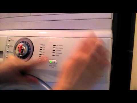 arçelik çamaşır makinasına nasıl reset atılır
