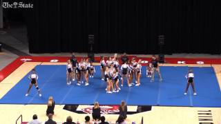 Download Video Irmo High competes in SCHSL Competitive Cheer Championship 2016 MP3 3GP MP4