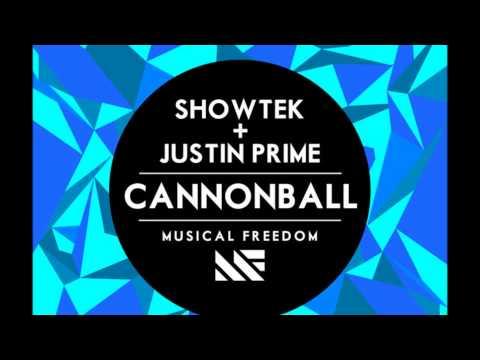 Showtek & Justin Prime - Cannonball (Original Mix) HQ