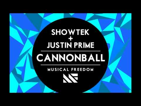 Showtek & Justin Prime  Cannonball Original Mix HQ