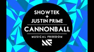 Showtek & Justin Prime - Cannonball (Original Mix) HQ