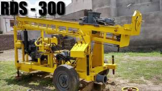 ✔ Our Machinery Super Fast Hydraulic Diamond Core Drilling Machine Rig